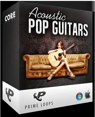 Acoustic Pop Guitars