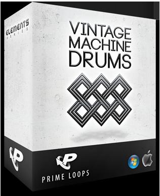 Vintage Machine Drums