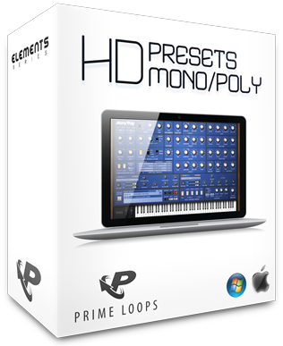 HD Presets for Korg Mono/Poly