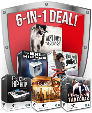 Hip Hop Producer [Bundle Deal]