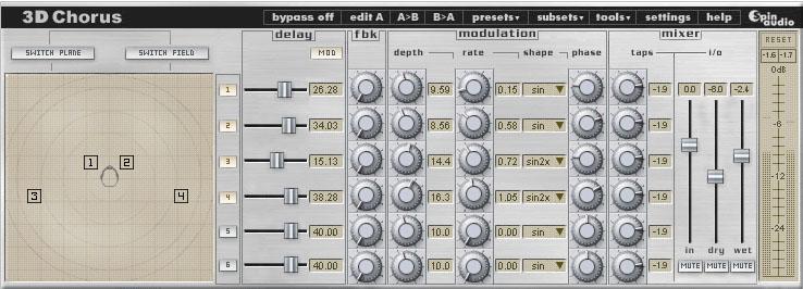 3D Chorus
