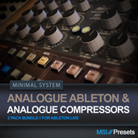 Analogue Ableton and Analogue Compressors Bundle