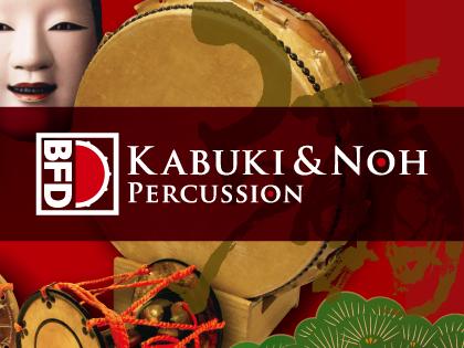 BFD Kabuki & Noh Percussion