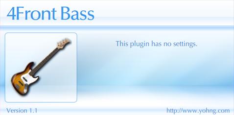 4Front Bass Module