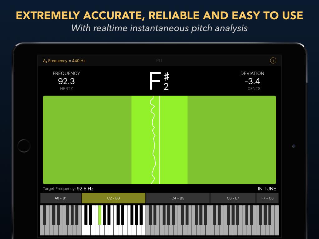 KVR: JSplash Studios releases Piano Tuner PT1 - Piano Tuning