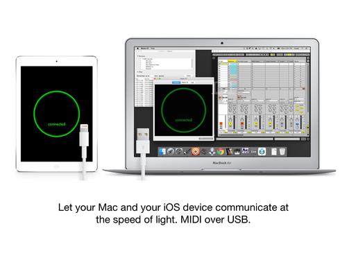 Music IO: MIDI over USB