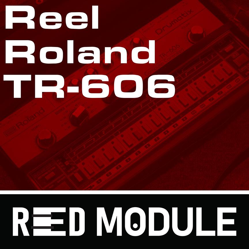 Reel 606 Analog Tape Drums