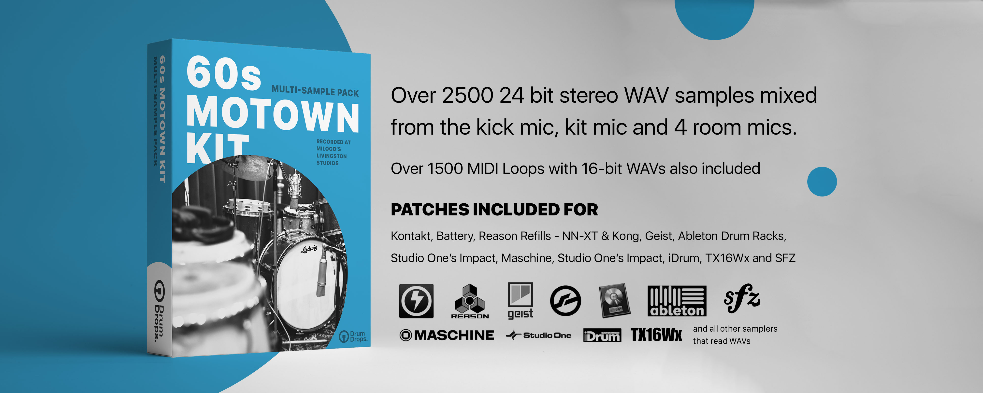 KVR: Drumdrops releases the