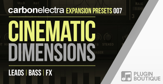 Carbon Electra Expansion Pack: Cinematic Dimensions