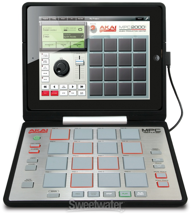 MPC Fly for iPad