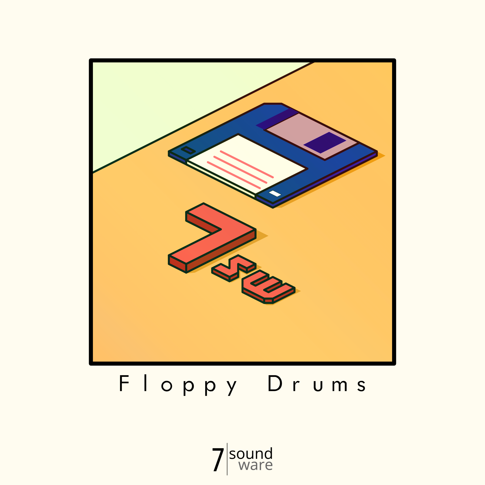 Floppy Drums