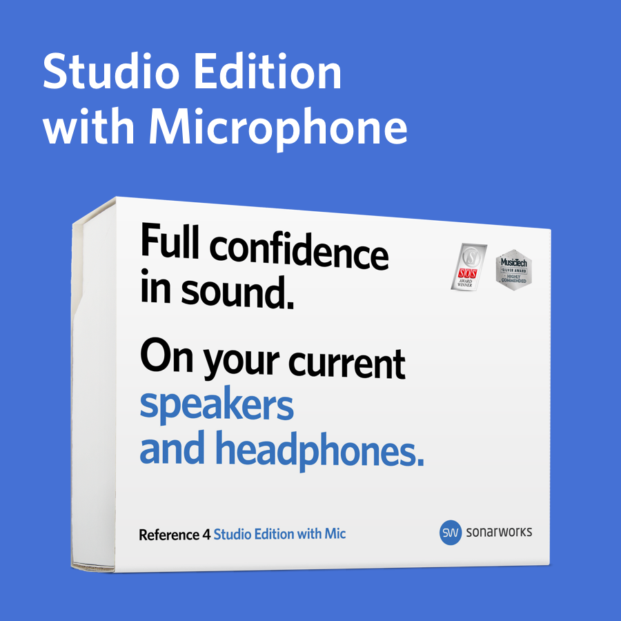 Sonarworks Reference 4 Studio Edition