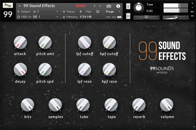 99 Sound Effects