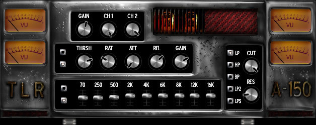 A-150 Amplifier