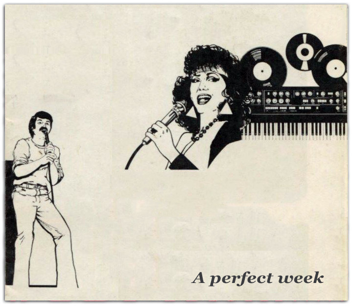 A perfect week