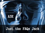 A3E - Just the FAQs Jack