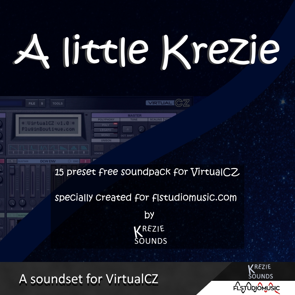 A little Krezie for VirtualCZ