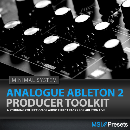 Analogue Ableton Producer Toolkit 2