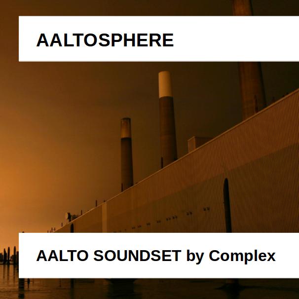 Aaltosphere