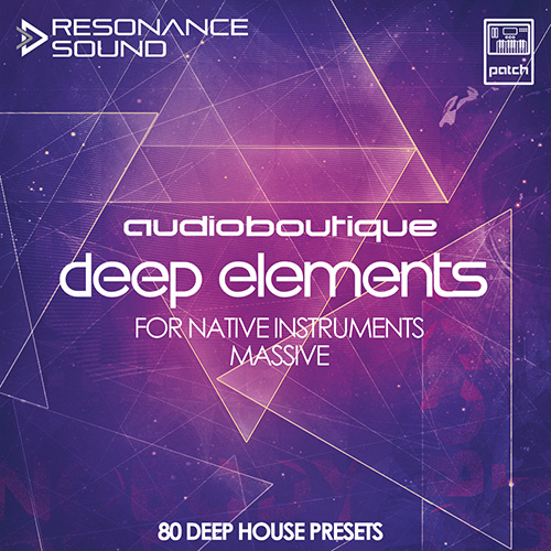 Audio Boutique – Deep Elements for Massive