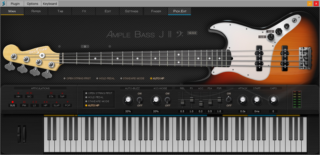 kvr abj ii by ample sound fender jazz vst plugin audio units plugin rtas plugin and aax plugin. Black Bedroom Furniture Sets. Home Design Ideas