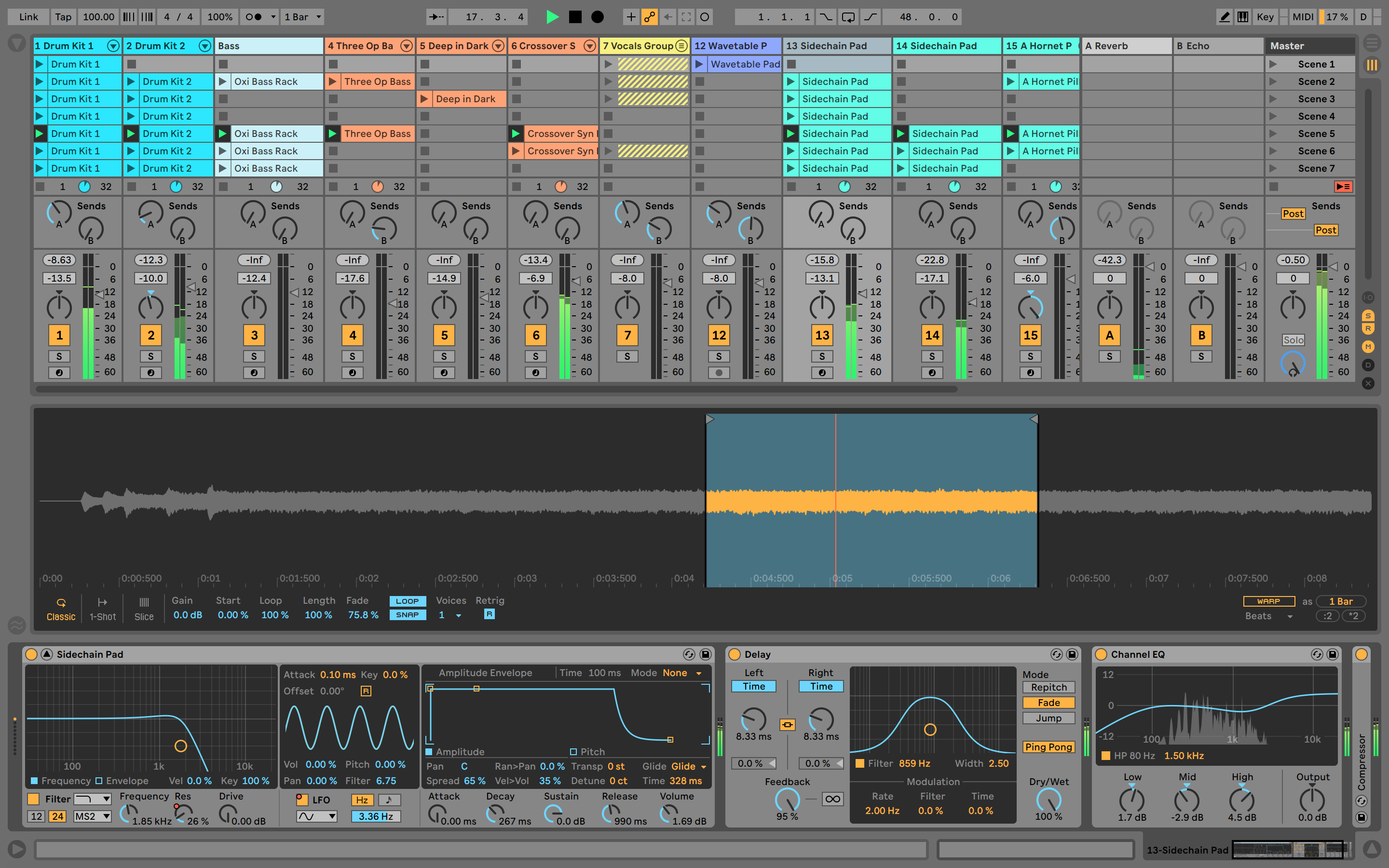 KVR: Ableton announces Live 10 1 - adds user wavetables, new