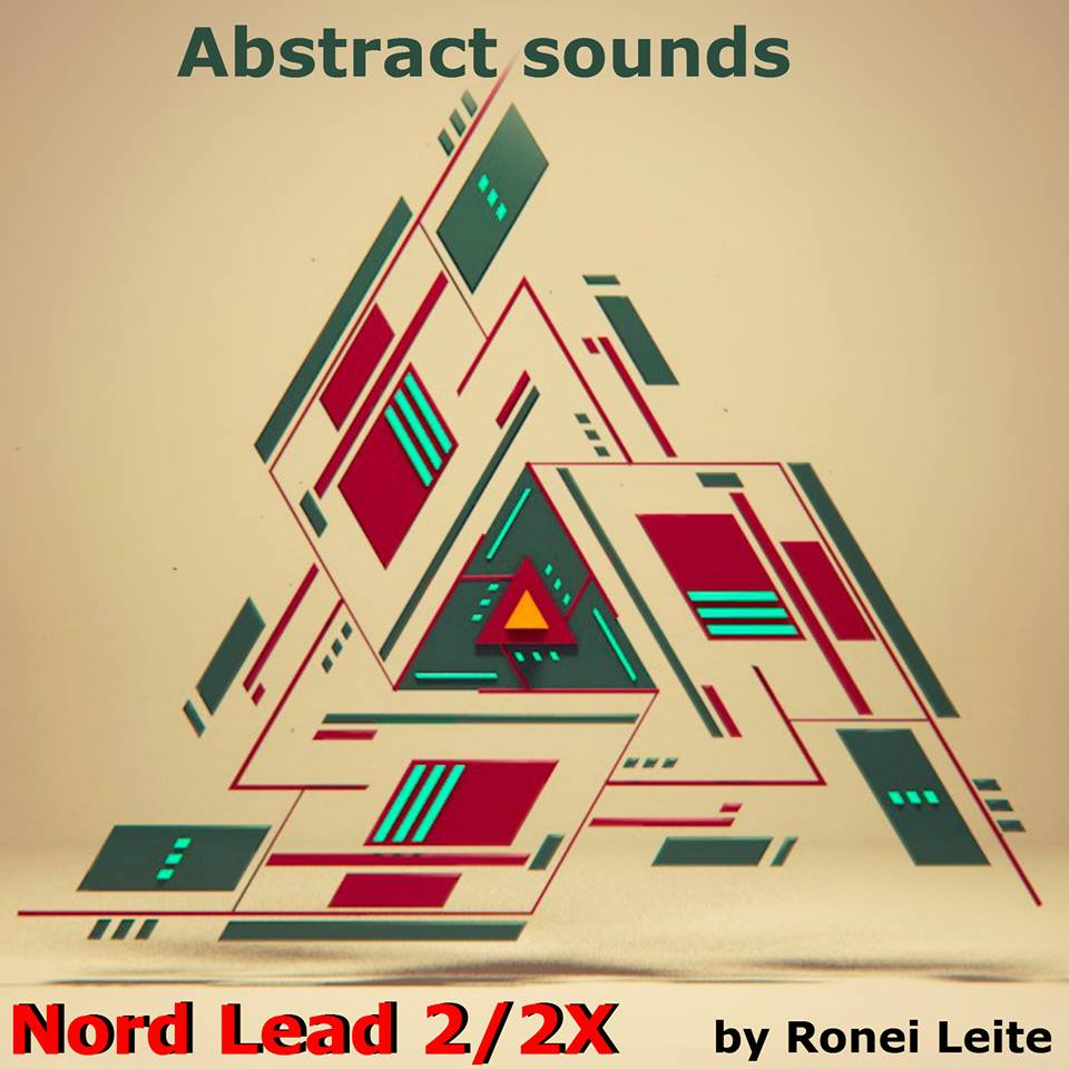 Abstract Sounds / Discovery Pro / Nord Lead 2 / 2X bank