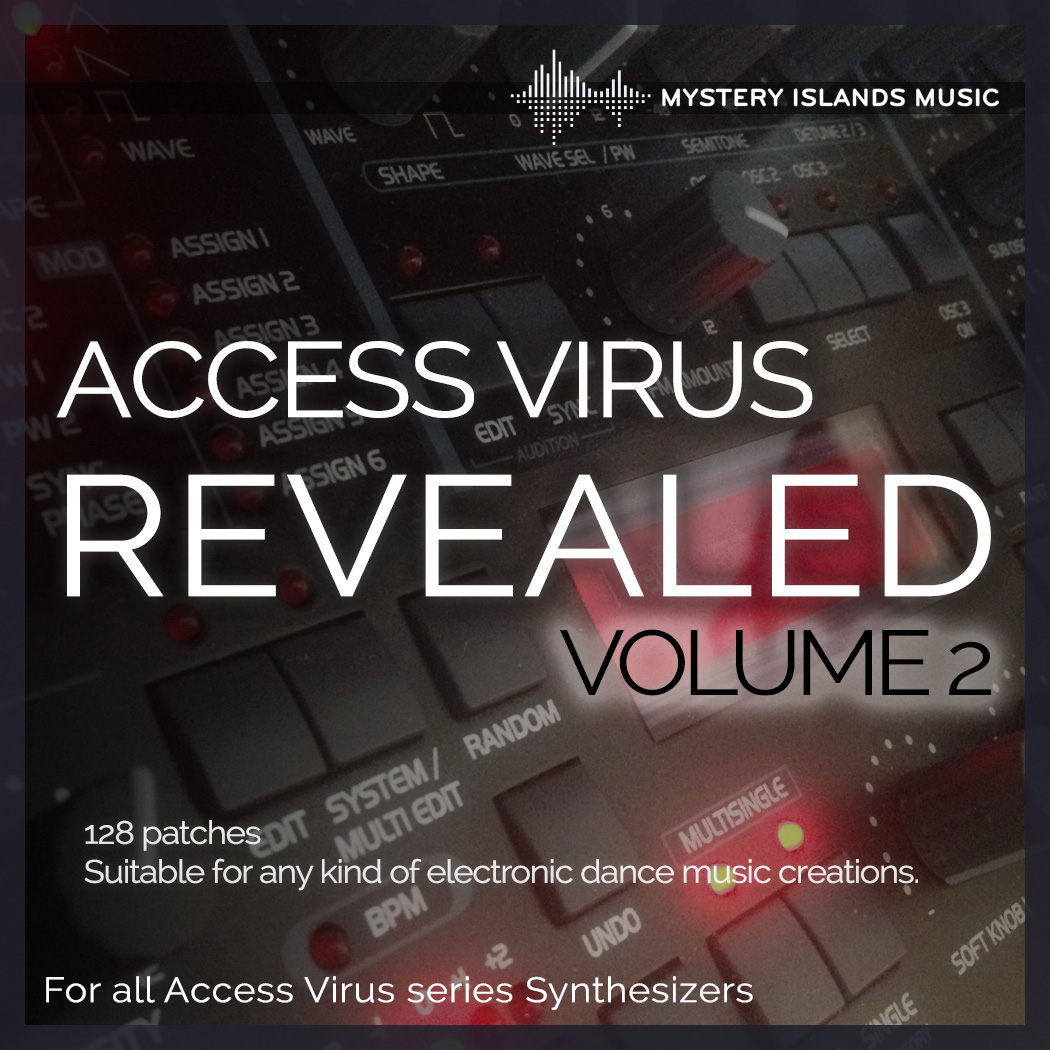 Access Virus Revealed Volume 2