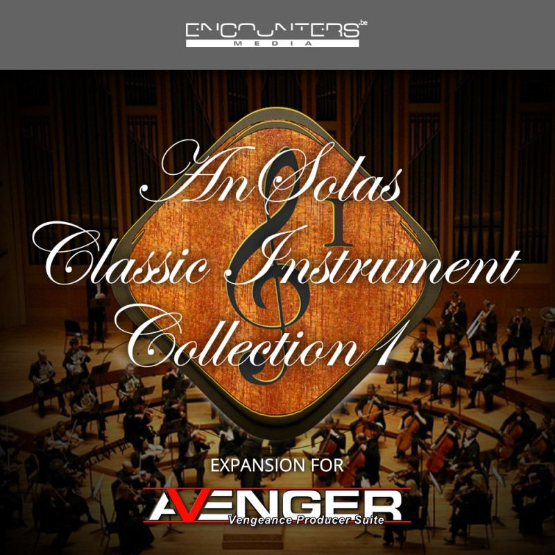 Classic Instrument Collection 1 for VPS Avenger