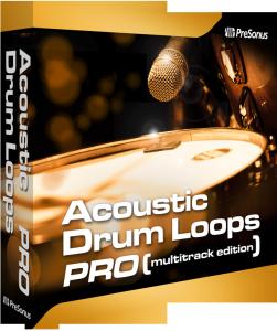Acoustic Drum Loops Pro - Multitrack
