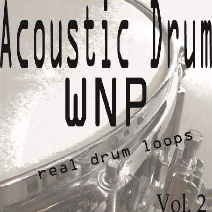 Acoustic Drum Vol 2