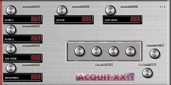 Acquit XX11