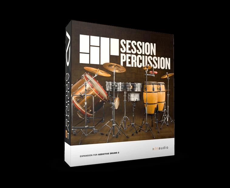Session Percussion ADpak