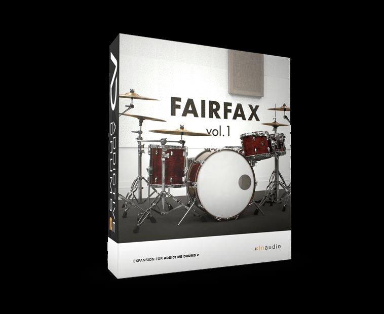 Fairfax Vol 1 ADpak