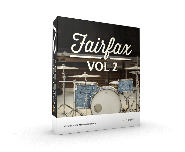Fairfax Vol 2 ADpak