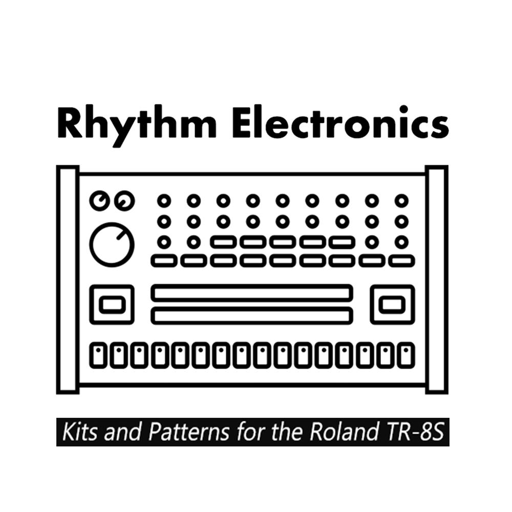 Vintage Drum Machines For Roland TR-8S