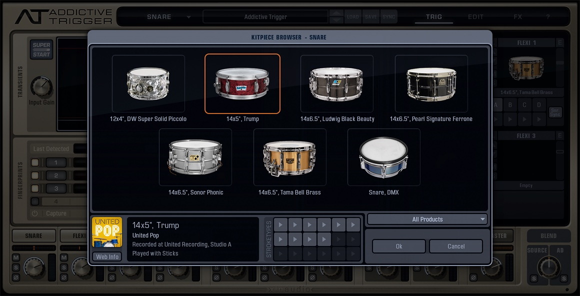 Setting up a Drum Map for Addictive Drums 2 in SONAR