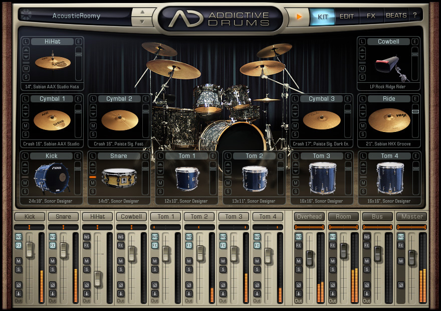 Addictive Drums Osx On Pc