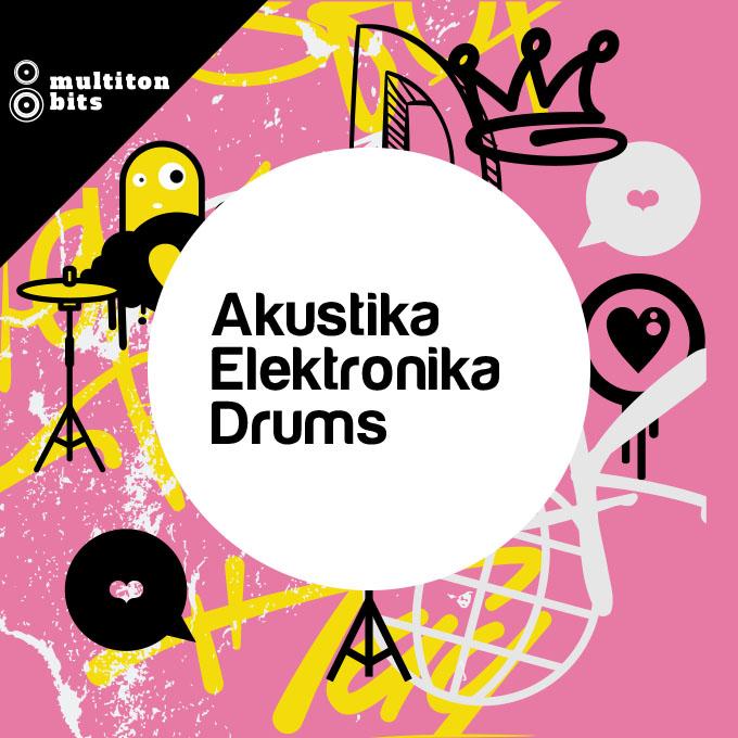 Akustika Elektronika Drums