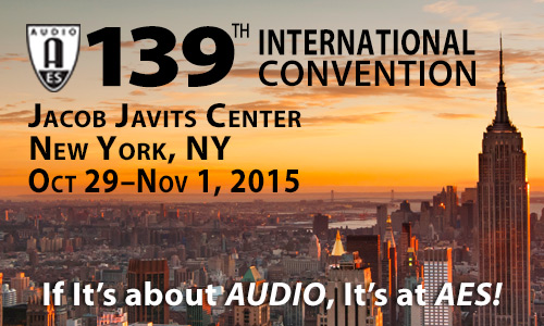Fun and Games in New York City: Show Report from AES