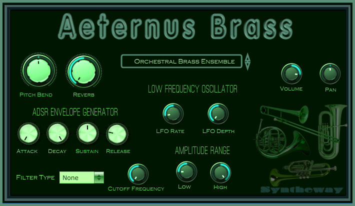 KVR: Aeternus Brass by Syntheway Virtual Musical Instruments