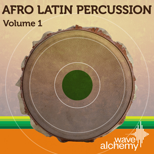 Afro-Latin Percussion Vol 1