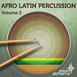Afro-Latin Percussion Vol 2