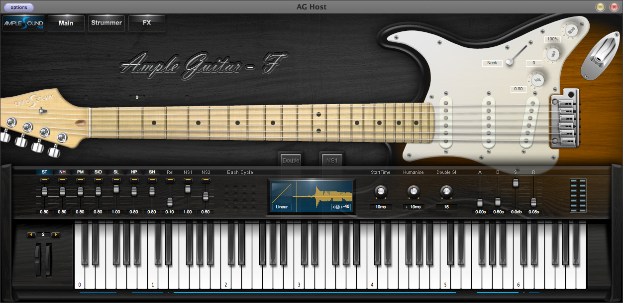 kvr ample sound releases ample guitar electric guitar instruments for win mac vst au