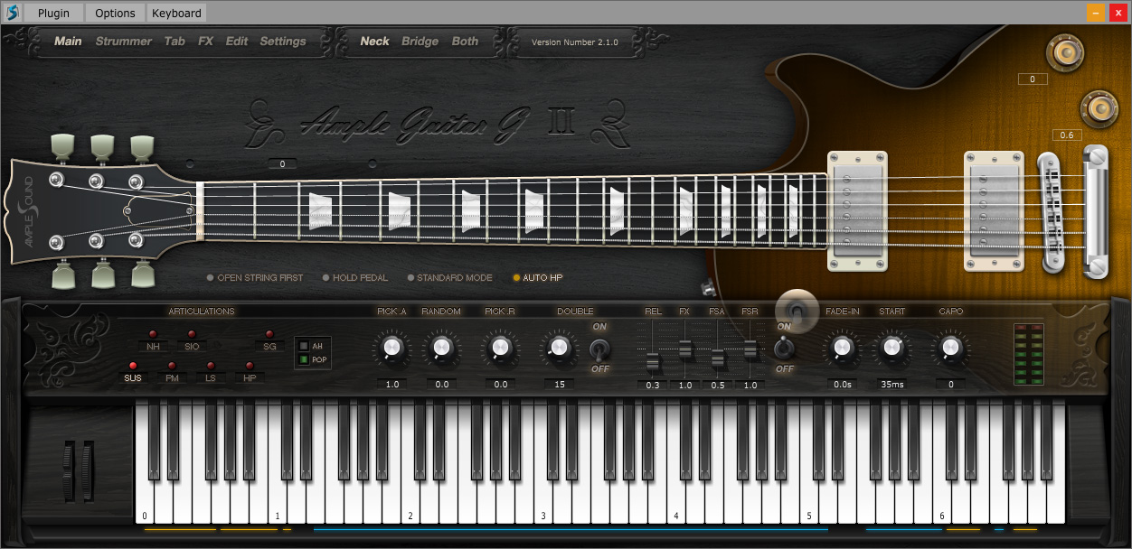 kvr agg ii by ample sound guitar vst plugin audio units plugin rtas plugin and aax plugin. Black Bedroom Furniture Sets. Home Design Ideas