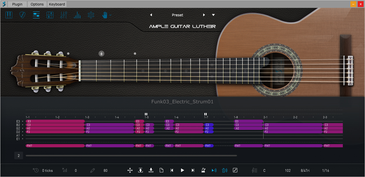 KVR: Ample Sound releases Acoustic Guitar III Free Update