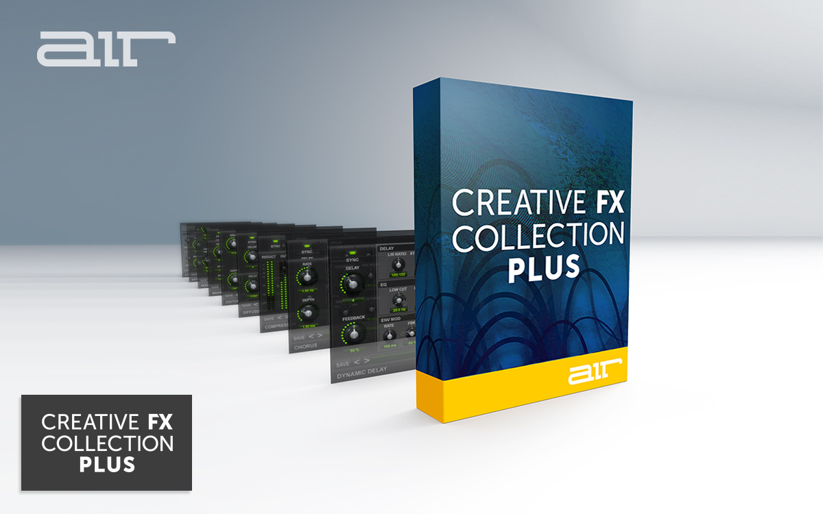 CREATIVE COLLECTION FX (PLUS)