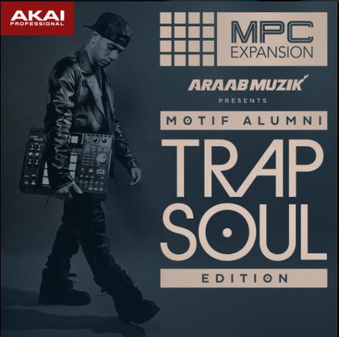 MPC Motif Alumni - Trap Soul Edition