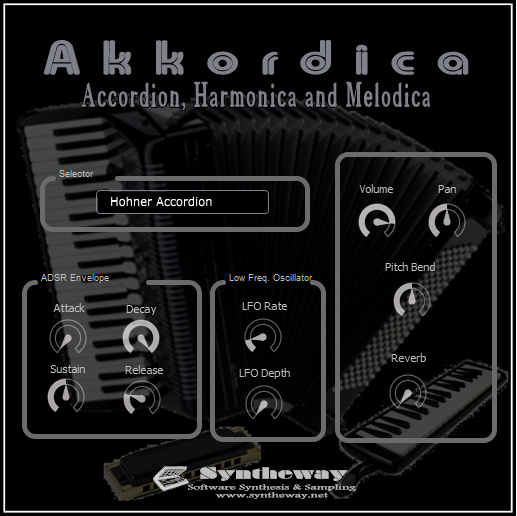 KVR: Syntheway updates Akkordica for Windows (v1 1) and