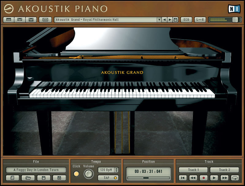 Akoustik piano mac download.